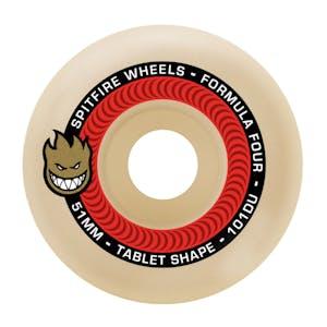 Spitfire Formula Four 101D Tablets Skateboard Wheels