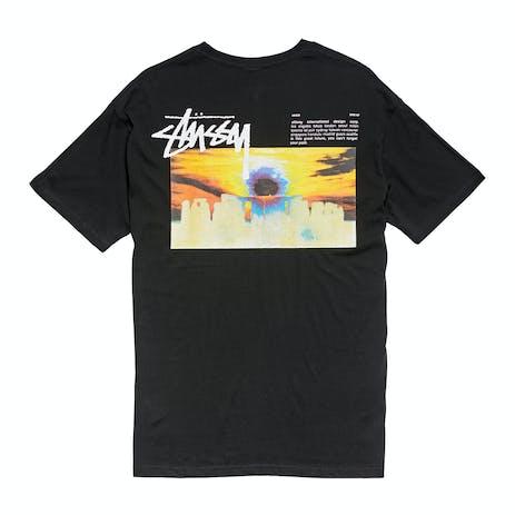 Stussy Design Corp 50/50 T-Shirt - Black