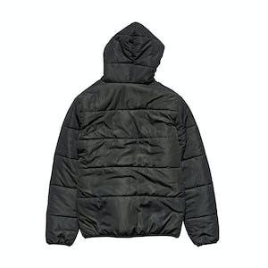 Stussy Graffiti Lightweight Puffa Jacket - Black