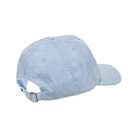 Stussy Graffiti Cord Low Pro Hat - Powder Blue