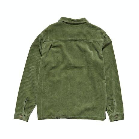 Stussy Murphy Cord Shirt - Green