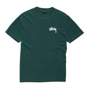 Stussy Shadow Stock T-Shirt - Pigment Ocean