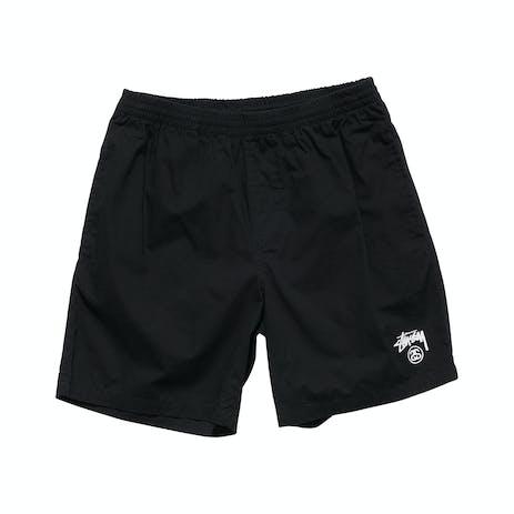 Stussy Basic Stock Beachshort - Black