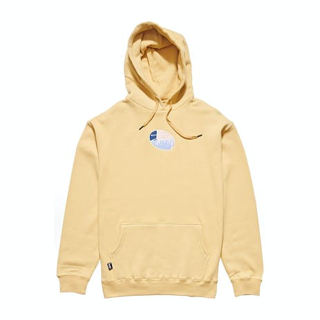 Stussy Trivial Pursuit Hoodie - Butter