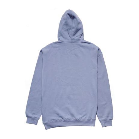 Stussy Trivial Pursuit Hoodie - Dusty Blue
