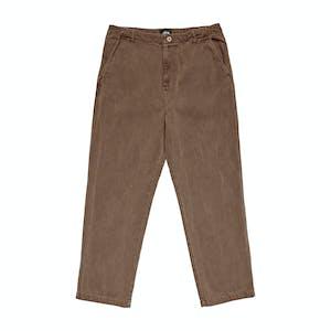 Stussy Uniform Pant - Brown