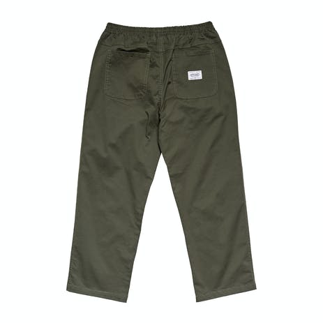 Stussy Wide Work Beachpant - Forest