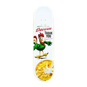 "Thank You Daewon Balanced 8.25"" Skateboard Deck"
