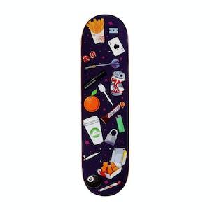 "Thank You Daily Essentials 8.125"" Skateboard Deck"
