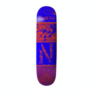 """Thank You Perspectives 8.25"""" Skateboard Deck"""