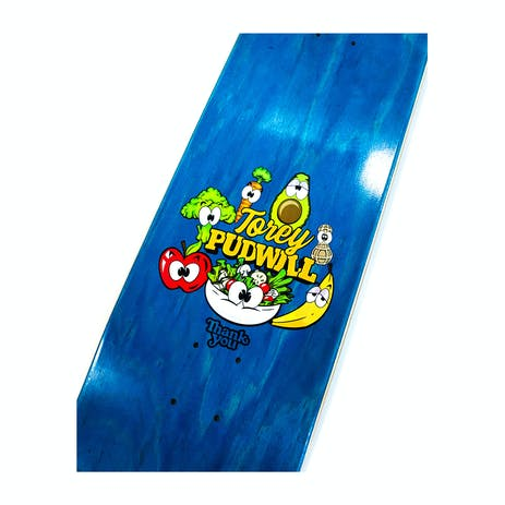 """Thank You Pudwill Health Nut 8.25"""" Skateboard Deck"""