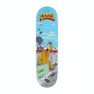 """Thank You Pudwill Rampage 8.0"""" Skateboard Deck"""