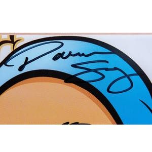 "Thank You Buddies 8.25"" Skateboard Deck - Signed by Torey Pudwill & Daewon Song"