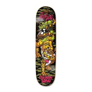 "Thank You Daewon Tiger 8.0"" Skateboard Deck"