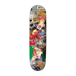 """Thank You Daewon Scrapbook 8.125"""" Skateboard Deck"""