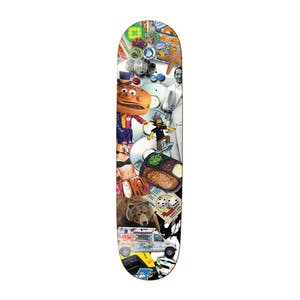 "Thank You Torey Scrapbook 8.25"" Skateboard Deck"