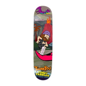 "Thank You Torey Stoneage 8.25"" Skateboard Deck"