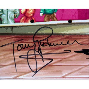 """Thank You Fighter 8.25"""" Skateboard Deck - Signed by Torey Pudwill"""