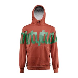 ThirtyTwo Stamped Men's Pullover Hoodie — Clay