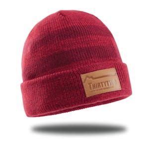 ThirtyTwo Pinecrest Beanie - Red