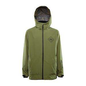 ThirtyTwo Kumo Men's Snowboard Jacket 2017 - Olive
