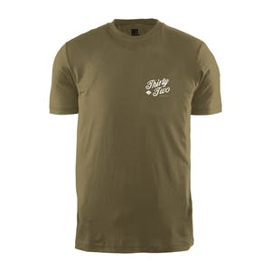 ThirtyTwo Skripto T-Shirt - Military