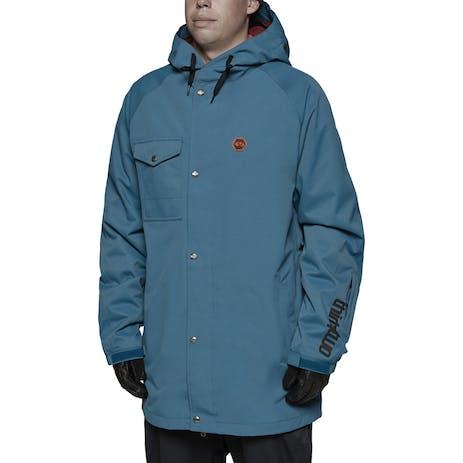 ThirtyTwo Knox Snowboard Jacket 2018 - Blue