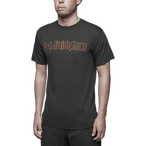 ThirtyTwo Ridelite Corp Base Layer T-Shirt - Black/Orange