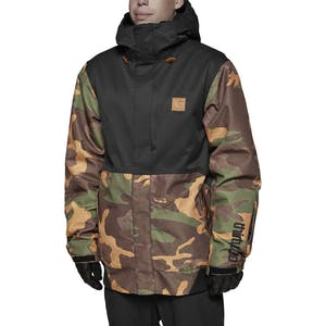 ThirtyTwo Ryder Snowboard Jacket 2018 - Camo