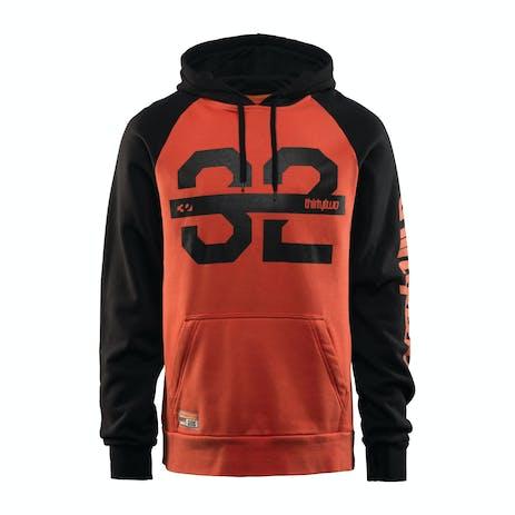 ThirtyTwo Marquee DWR Hoodie 2019 - Orange
