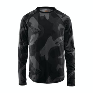 ThirtyTwo Ridelite Base Layer Shirt 2019 - Black Camo