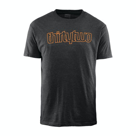 ThirtyTwo Ridelite Logo T-Shirt - Charcoal