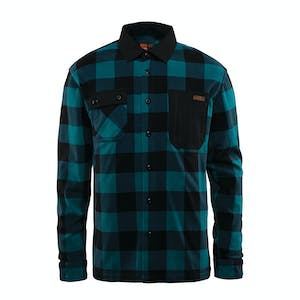 ThirtyTwo Rest Stop Polar Fleece Shirt 2019 - Indigo