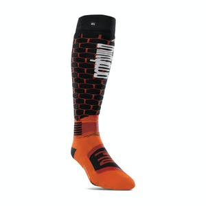 ThirtyTwo ASI Merino Elite Snowboard Sock  - Orange