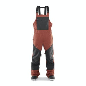 ThirtyTwo Basement Snowboard Bib 2020 - Brick