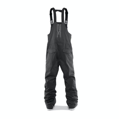 ThirtyTwo Mullair Snowboard Bib 2020 - Black