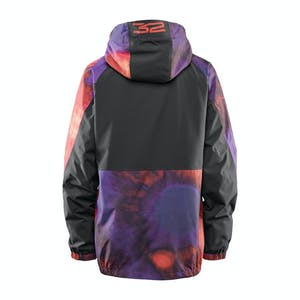 ThirtyTwo Mullair Snowboard Jacket 2020 - Black/Purple