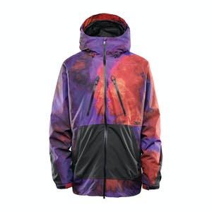 ThirtyTwo Mullair Snowboard Jacket 2020 - Black/Purple