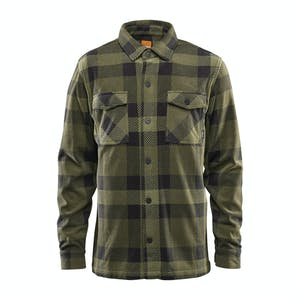 ThirtyTwo Rest Stop Polar Fleece Shirt 2020 - Army