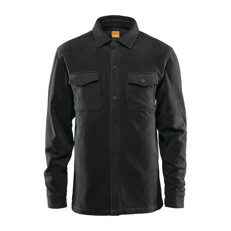 ThirtyTwo Rest Stop Polar Fleece Shirt 2020 - Black