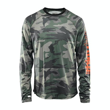 ThirtyTwo Ridelite Base Layer Longsleeve 2020 - Camo