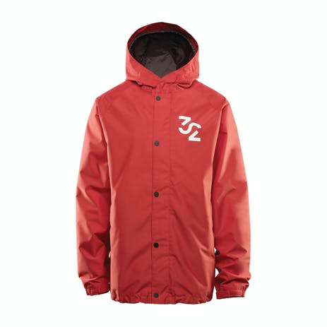 ThirtyTwo League Snowboard Youth Jacket 2020 - Red