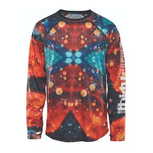 ThirtyTwo Ridelite Base Layer Longsleeve 2021 - Black / Print