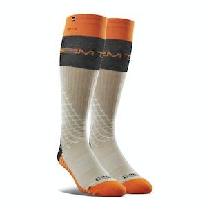 ThirtyTwo Signature Merino ASI Snowboard Sock  - Khaki