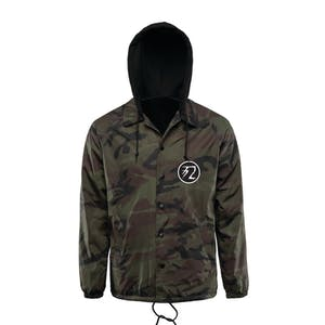 ThirtyTwo Rat Coaches Jacket - Camo