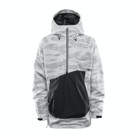 ThirtyTwo JP Anorak Snowboard Jacket 2020 - White/Camo