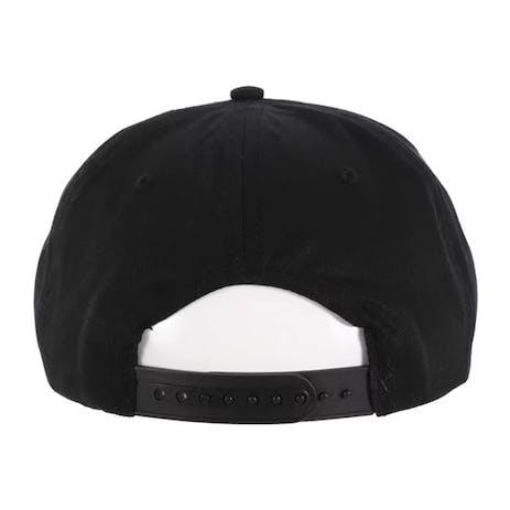 Thrasher Flame Mag Snapback Hat - Black