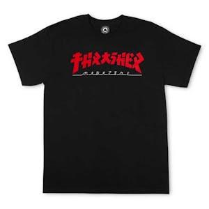 Thrasher Godzilla T-Shirt - Black