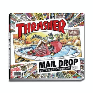 Thrasher Mail Drop Art Book