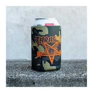 Thrasher Skategoat Stubby Holder - Camo